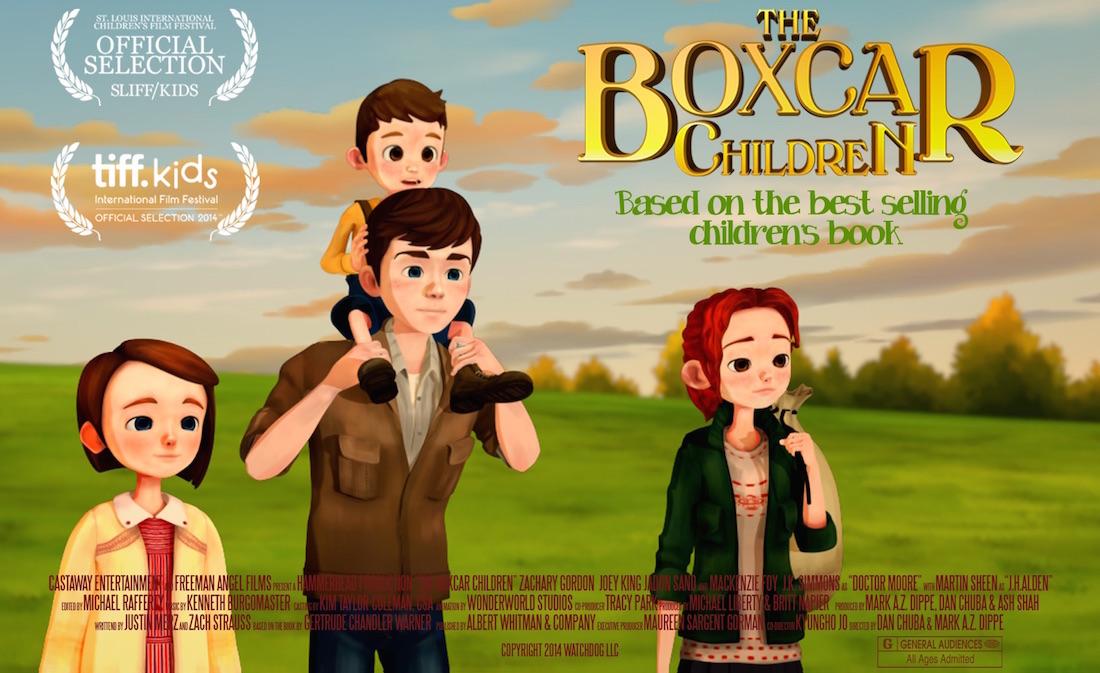 Box Car Children: Hammerhead Productions, Inc